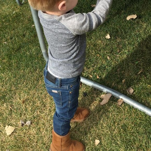 342b359bd08 Hudson Jeans Other - Cutest Toddler boy Hudson skinny stretch jeans 18M